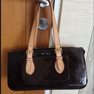 Louis Vuitton Rosewood Handbag
